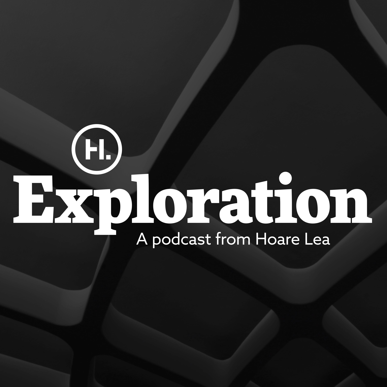 Hoare Lea Exploration Podcast show art