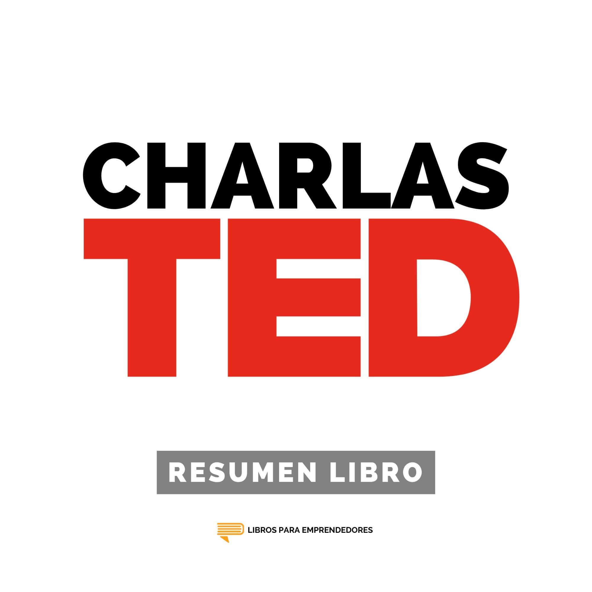 Charlas TED - #126 - Un Resumen de Libros para Emprendedores