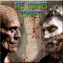 Artwork for HYPNOGORIA 59 – Are Mummies Zombies?