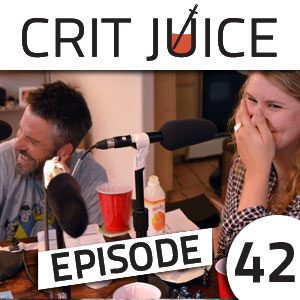 Episode 042: Jillian Bell and Kridolf Touch Our Butts