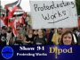 Artwork for Show 94 - Protesting Works