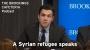Artwork for A Syrian refugee speaks