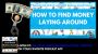 Artwork for How to Find Money Laying Around