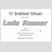 Artwork for Episode 347: Lode Runner