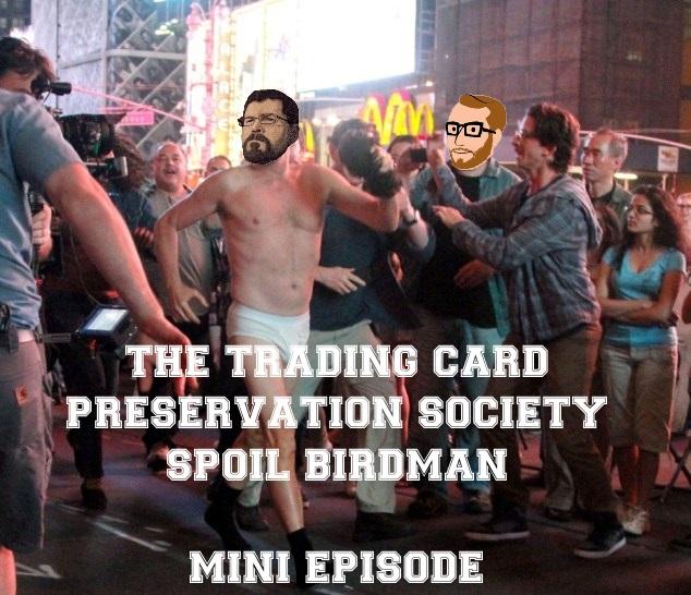 Mini Episode - Dave and Matt F. Spoil Birdman