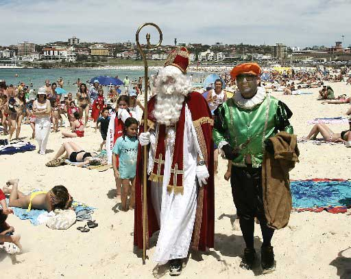A Zwarte Piet Holiday