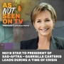 Artwork for 90210 Star to President of SAG-AFTRA – Gabrielle Carteris Leads During a Time of Crisis