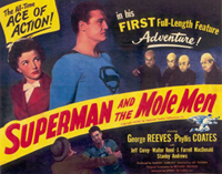 Geek Out Commentary: Superman and the Mole Men