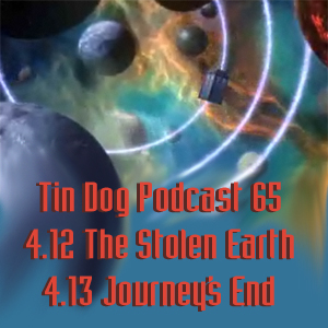TDP 65: Doctor Who 4.12 The Stolen Earth & 4.13 Journey's End