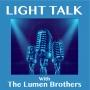 """Artwork for LIGHT TALK Episode 88 - """"Almond Udders"""""""