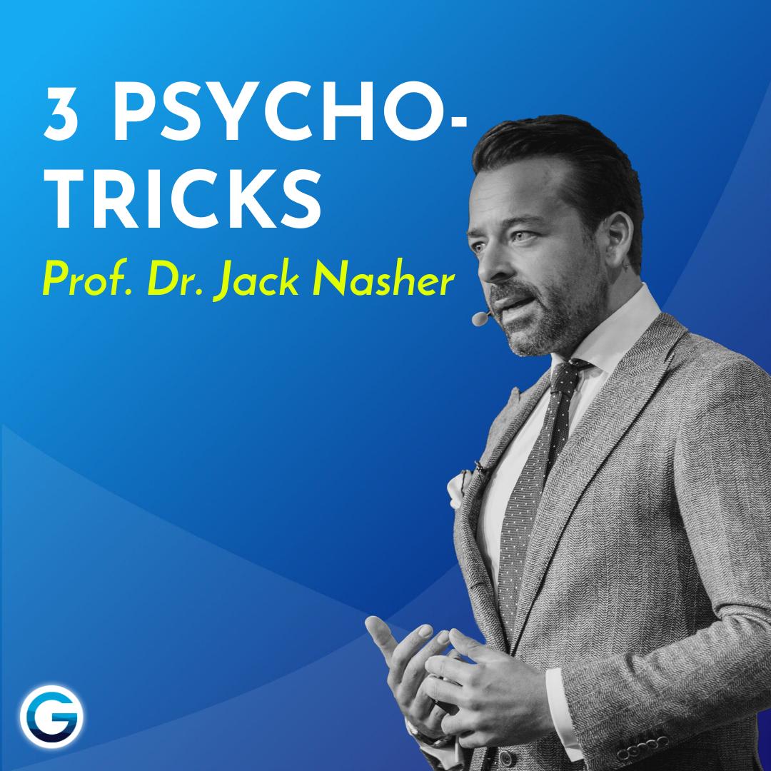 Menschen beeinflussen: So lenkst du die Meinung anderer // Prof. Dr. Jack Nasher