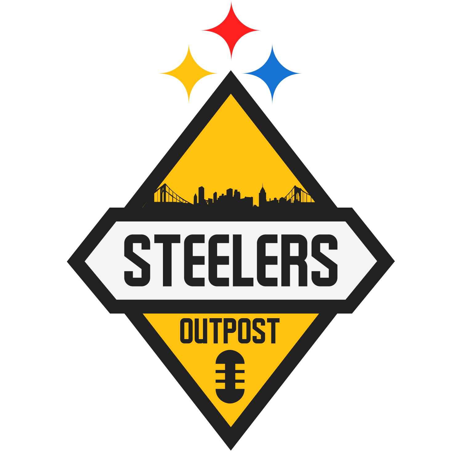 Steelers Outpost Podcast show art