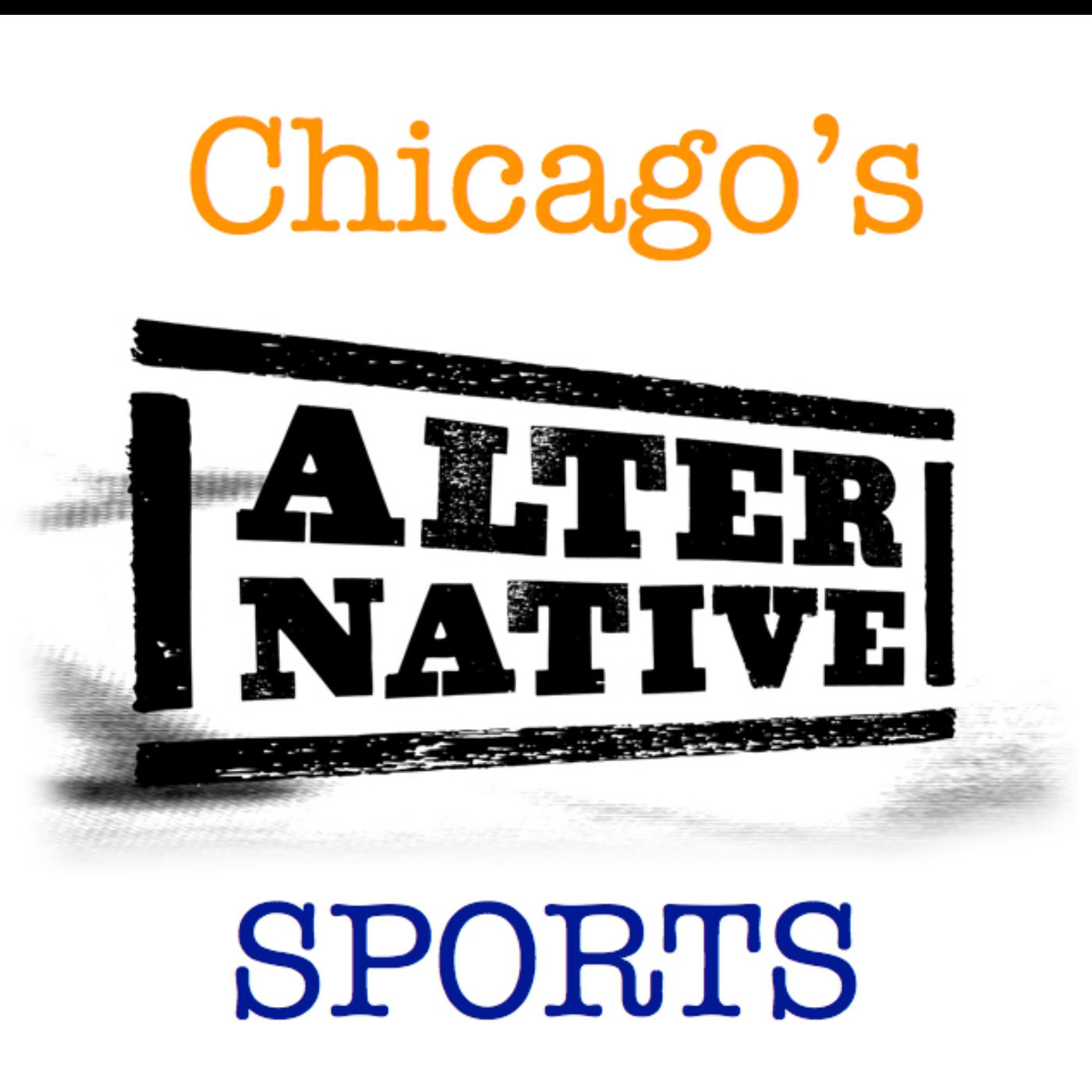 Chicago's Alternative Sports show art