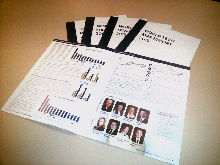 Tech M&A Q1 Report: Get Your Copy of the 2015 Annual Report