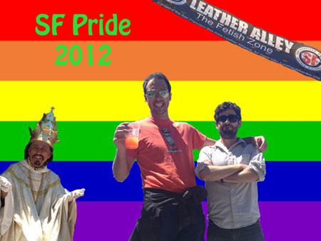 ep.98 SF Gay Pride 2012 !!!!!!!