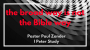 Artwork for The Broad Way Is Not the Bible Way