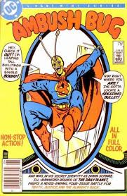 Heroes and Villains 47: Ambush Bug