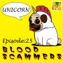 Artwork for Unicorn Blood Scammers