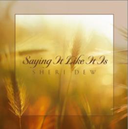 """""""Saying It Like It Is,"""" by Sheri Dew"""