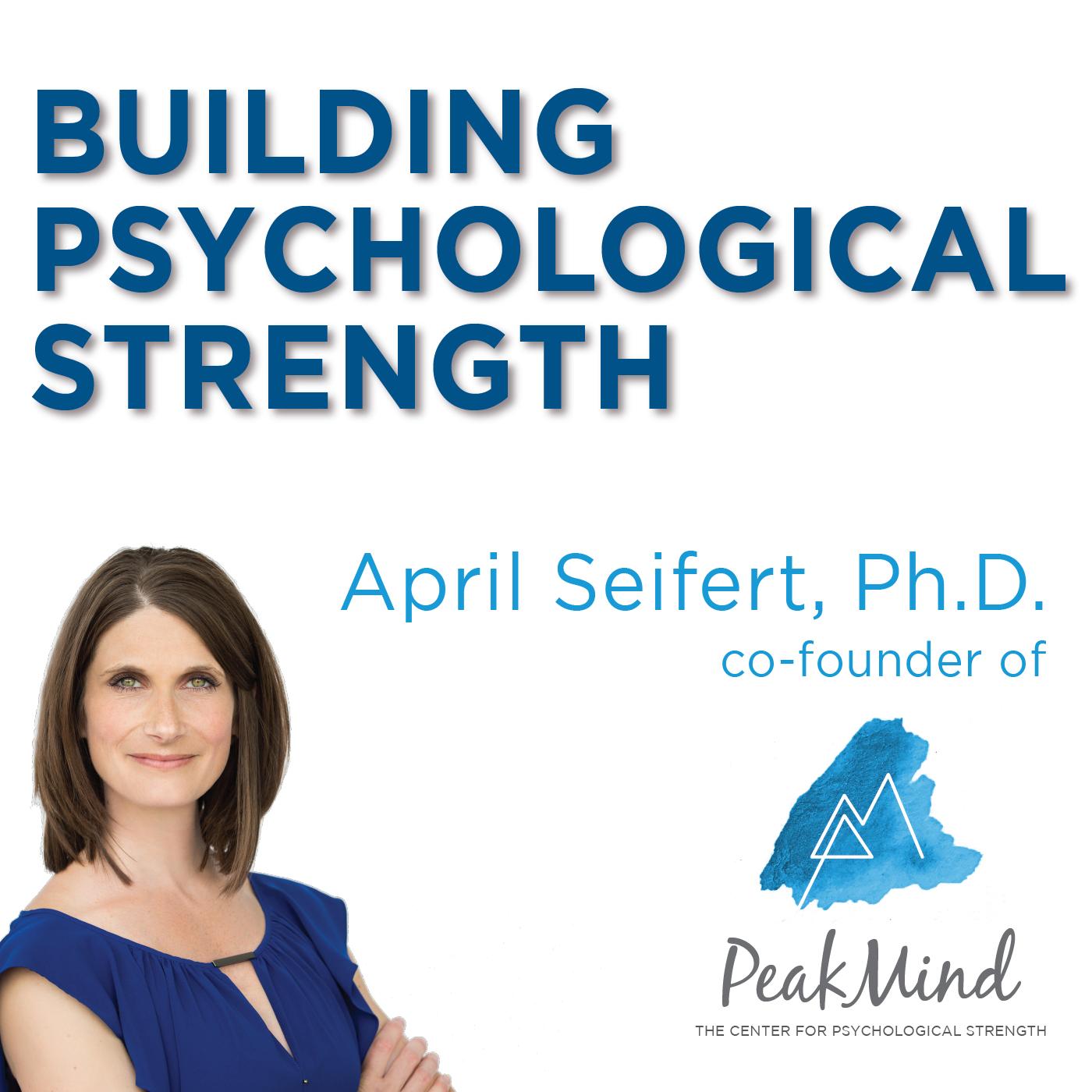 Building Psychological Strength show art