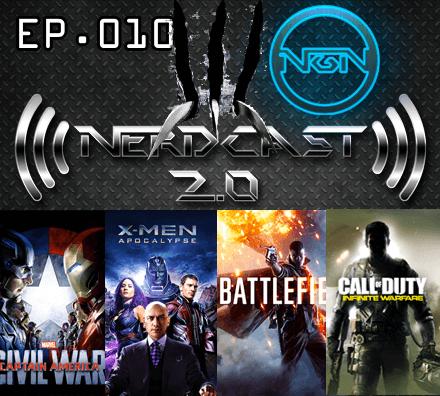 Nerdcast 2.0 Episode 010