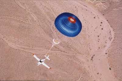 Airspeed - Ballistic Recovery Parachutes with BRS CEO Larry Williams