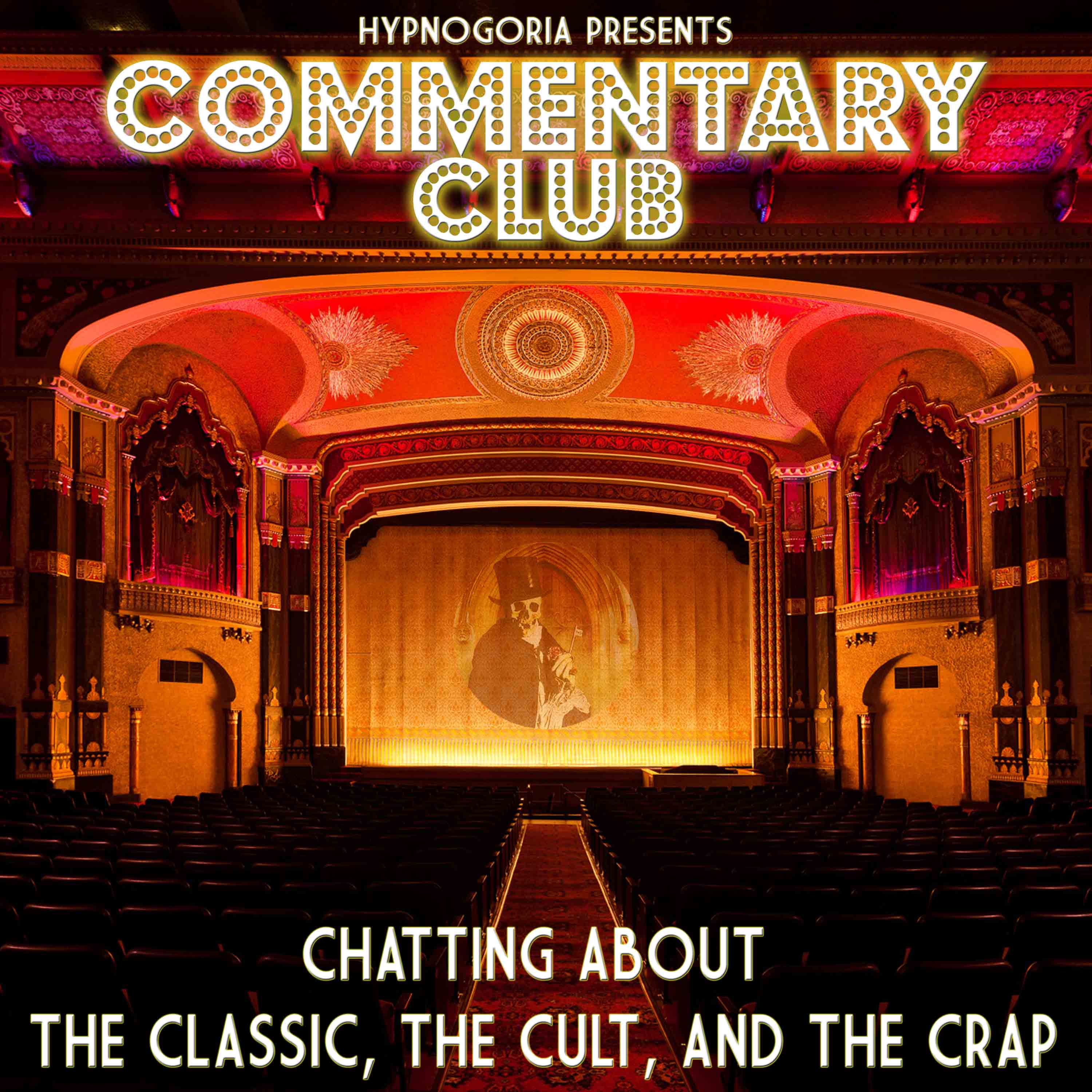 Commentary Club show art