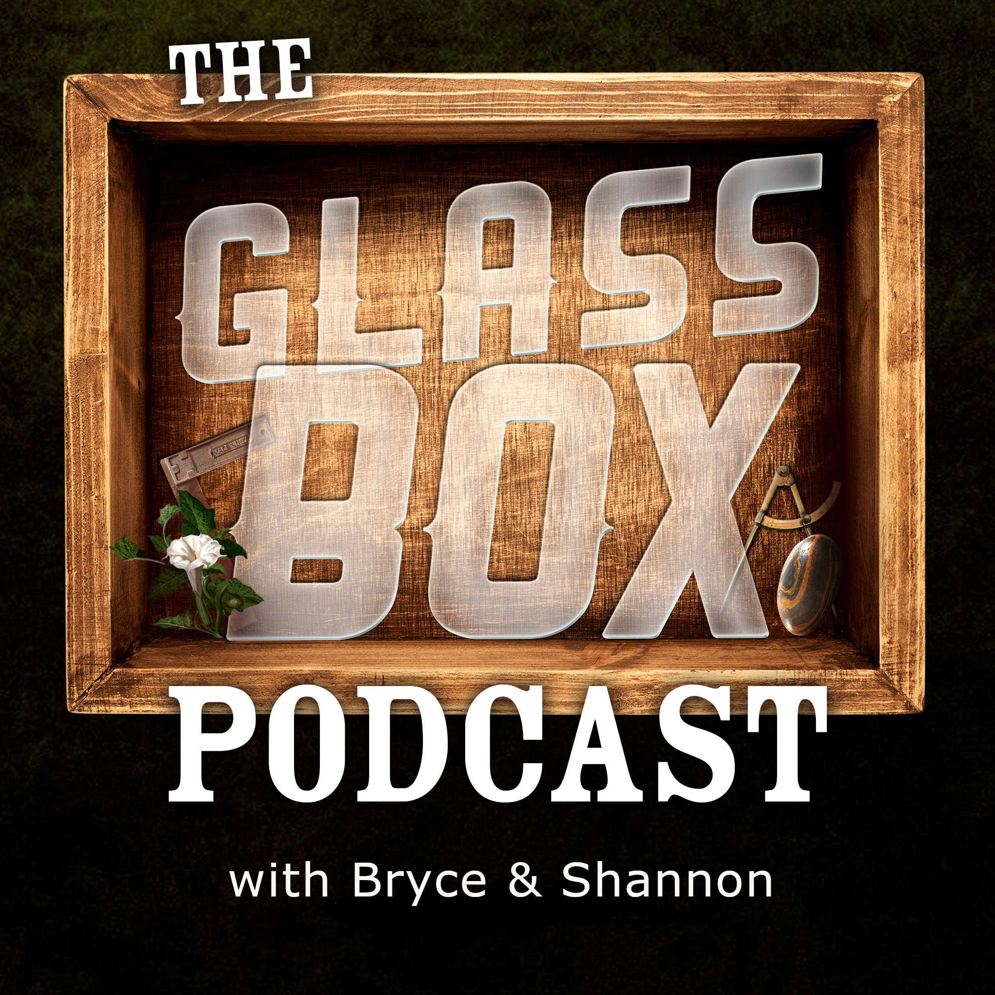Glass Box Podcast show art