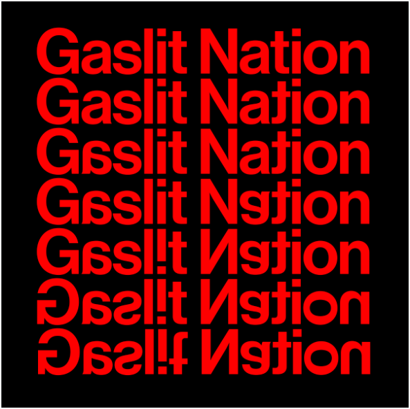 Gaslit Nation with Andrea Chalupa and Sarah Kendzior show art