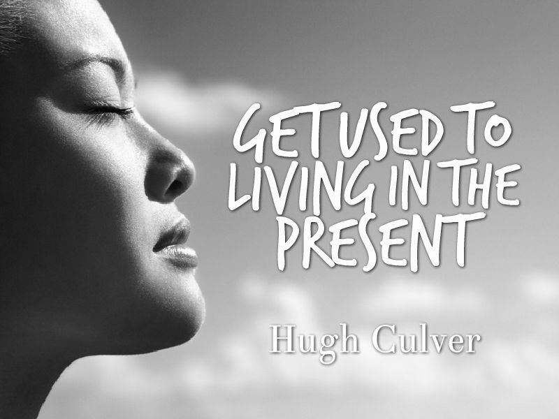 """Making Time for What's Important"" with Hugh Culver"