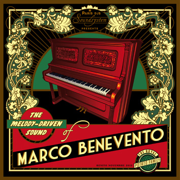 Paris DJs Soundsystem presents the melody-driven sound of Marco Benevento