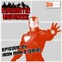 Artwork for Episode 24: Iron Man 2 (2010)