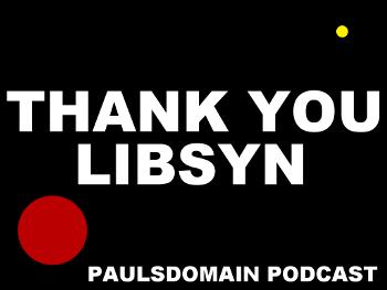 thank you libsyn by paul tassopulos