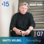 Artwork for #7 Storytelling - Matts Heijbel