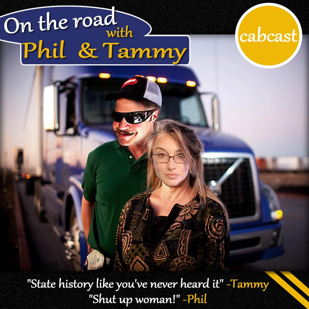 Artwork for On the Road with Phil and Tammy - Arizona