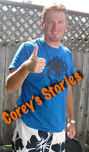 ep.157 Corey's Stories (Football Concussions and Being a Hero)