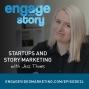 Artwork for EWS024: Startups and Story Marketing