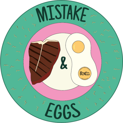 Misteak and Eggs show image