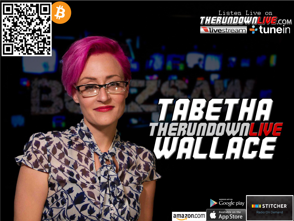The Rundown Live #303 Tabetha Wallace (Infrastructure,Mexican Border,Spying)
