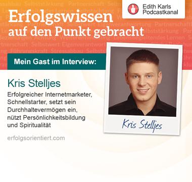 044 - Im Gespräch mit Kris Stelljes