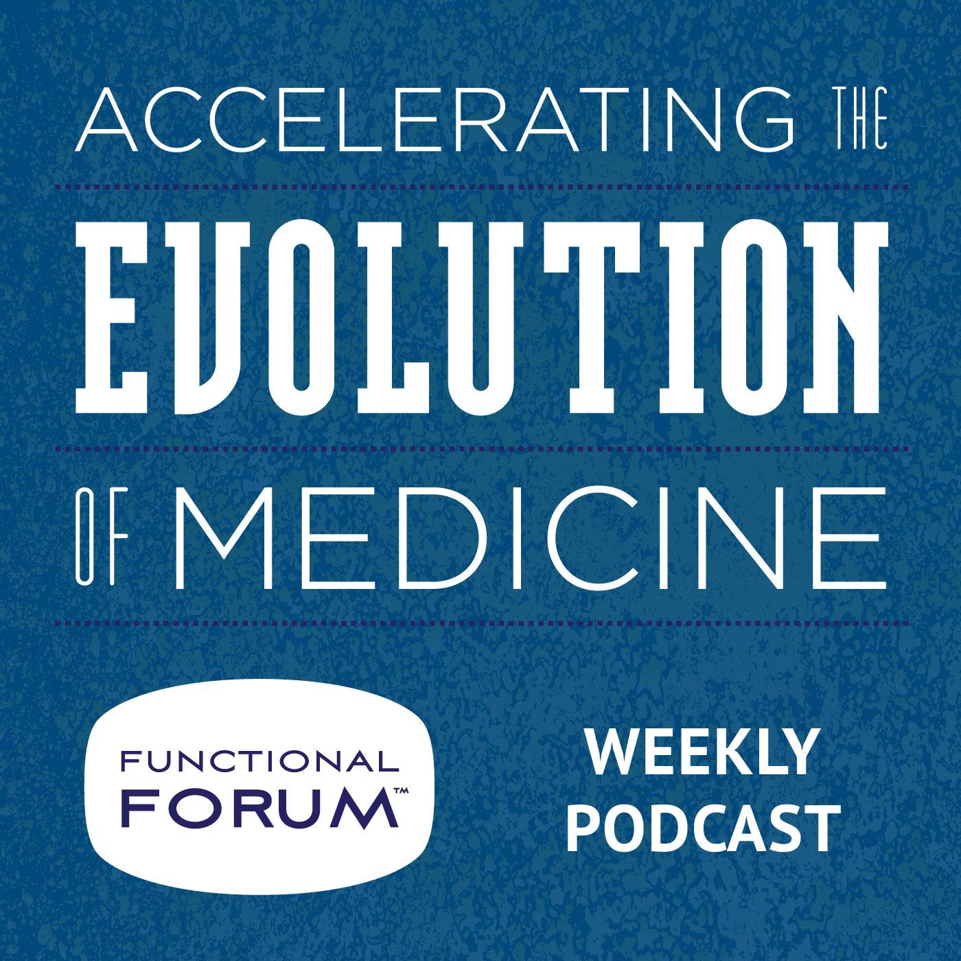 Evolution of Medicine Podcast show art