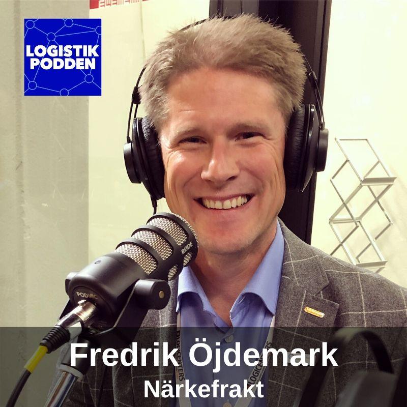 Avsnitt 108 - Fredrik Öjdemark från Närkefrakt