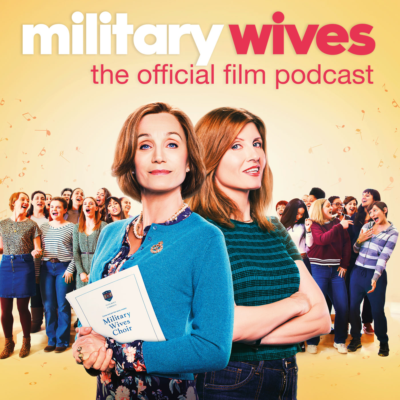 Military Wives: The Official Film Podcast show art