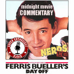 SER Commentary: Ferris Bueller's Day Off