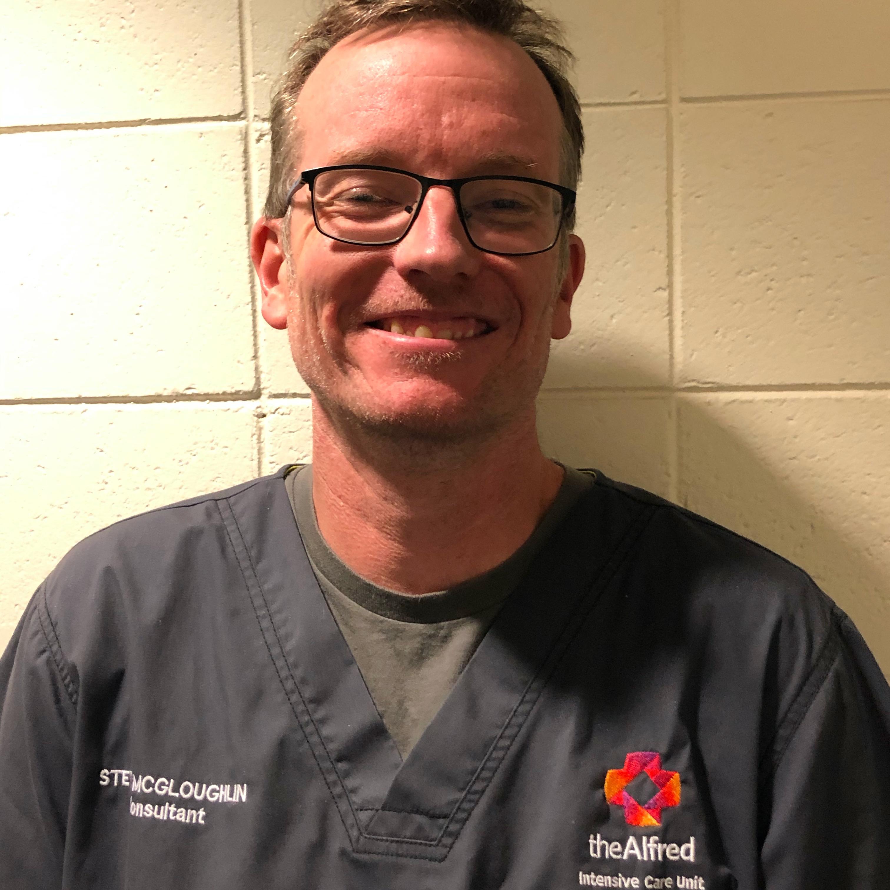 Episode 59: Steve McGloughlin - Preparing for the COVID-19 pandemic