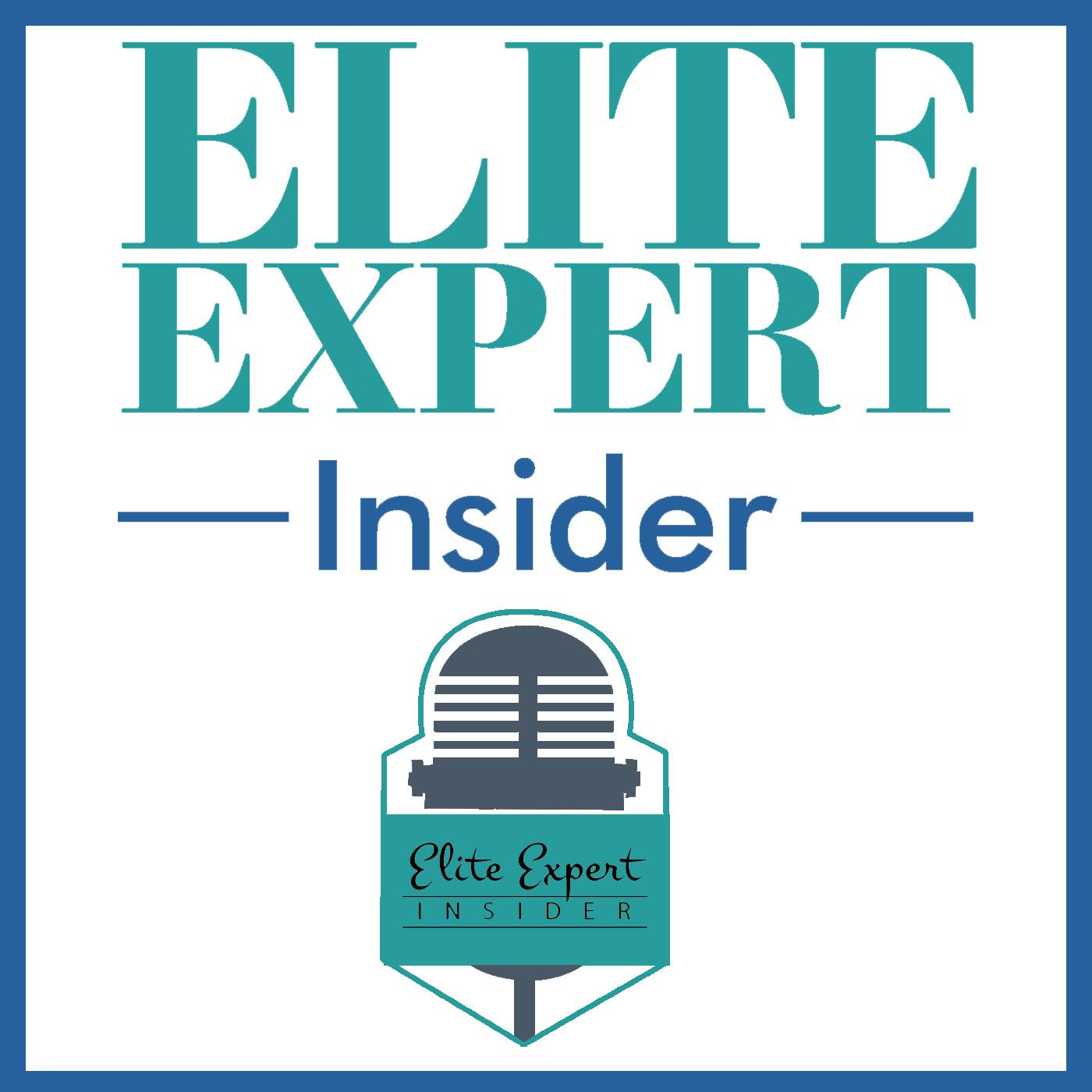 Elite Expert Insider show art