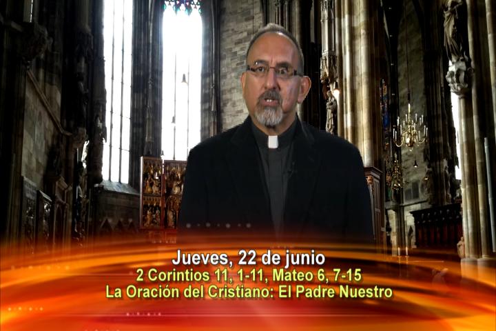 Artwork for Jueves 22 de Junio de 2017 Tema de hoy: La Oración del Cristiano: El Padre Nuestro