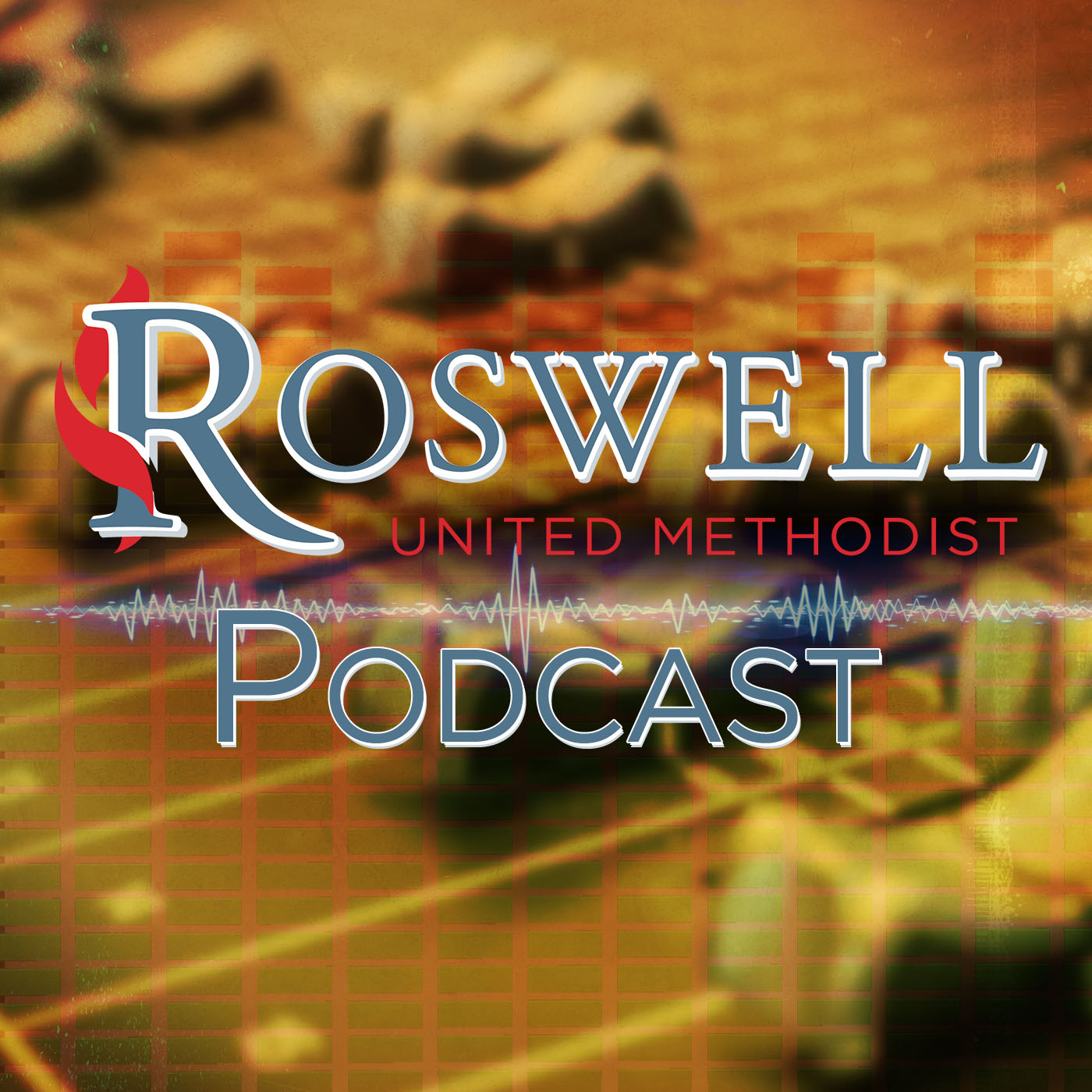 Artwork for The Roswell UMC Podcast - From Servant to Friend