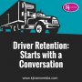 Artwork for Driver Retention: Starts with a Conversation