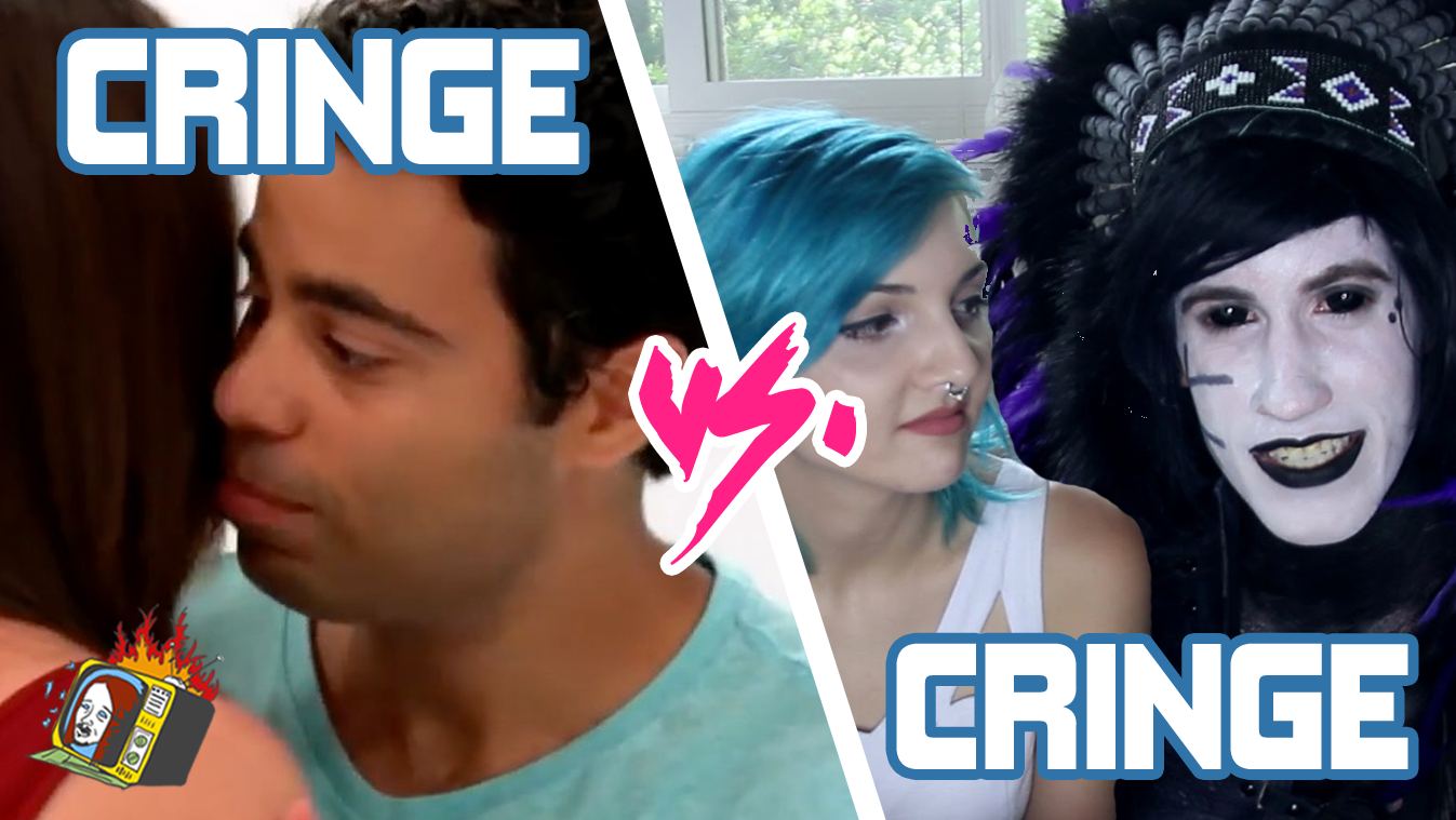 Love At First Kiss VS. How To Kiss Your Ex - CRINGE VS. CRINGE